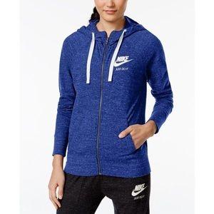 Nike Vintage gym sweatshirt Capri pants set L/XL